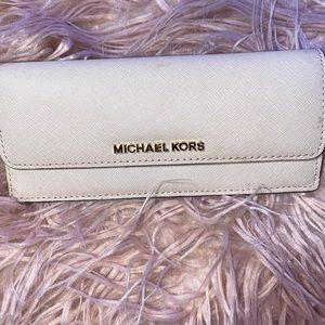 Michael kors small hand wallet